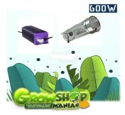 """Lumatek Tube 600W"" set"