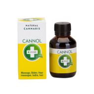 CANNOL OIL 30ml - конопено масло обогатено с омега 3-6 мастни киселини