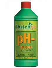 Dutch Pro pH - Bloom 1L - регулатор за понижаване на рН