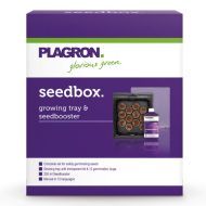 Plagron seedbox - Growing tray & Seedbooster - комплект за покълване