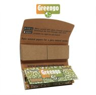 Greengo King Size Slim - Unbleached